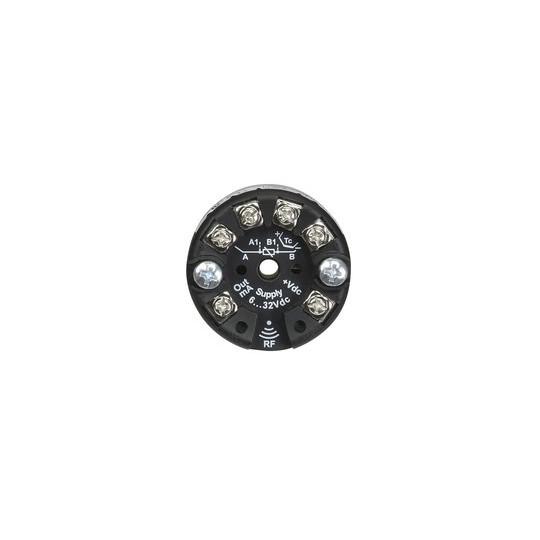 Transmetteur de température Pt100, Ni100, thermocouples
