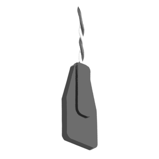 K501-Sonde de contact adhésive