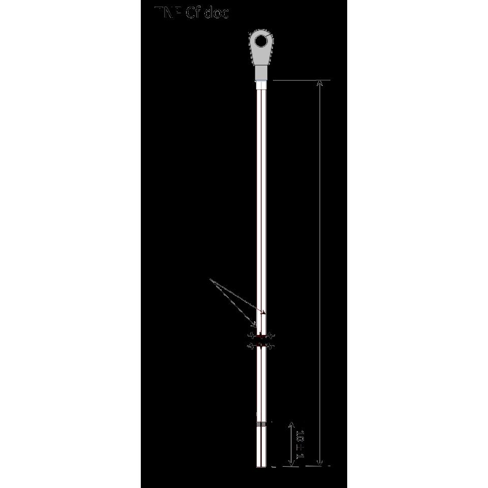Surface GO135 PTC Probe