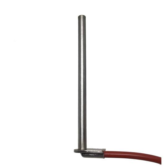 K1C-Sonde avec tube de protection coudée