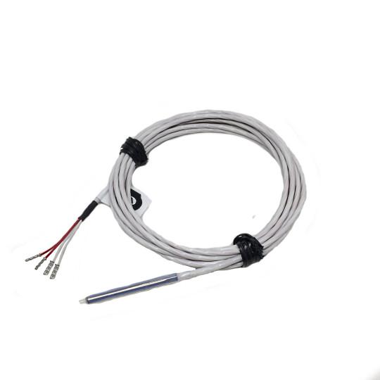 Sonde standard pour transformateur Pt100 4C 2500mm