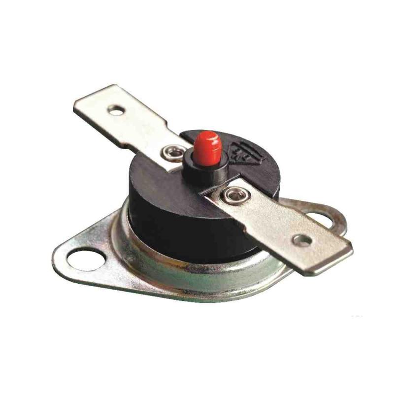 Thermostats à réarmement manuel