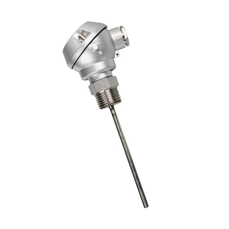 Fast Response Temperature Probe - Metal Connector Head