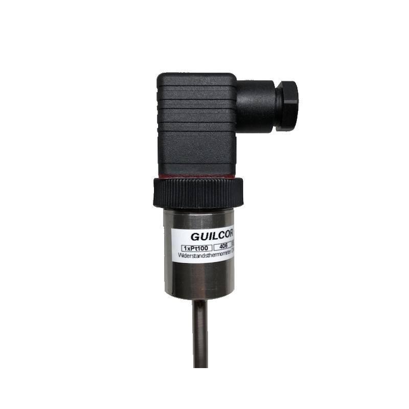 Sonde Pt100 / Plongeur 230mm et convertisseur 4...20mA