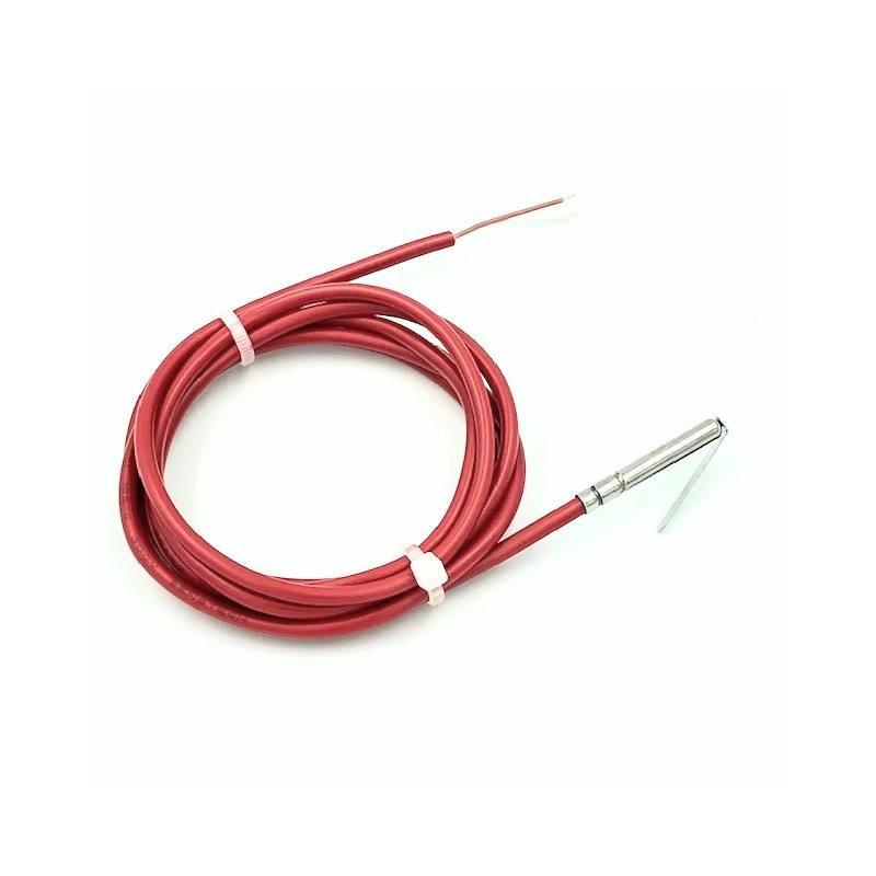 NTC 5kOhm 1400mm probe with retaining spring