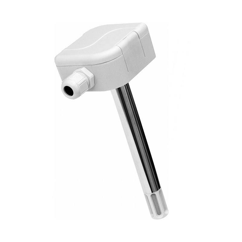 Temperature and humidity sensor for ventilation duct - 4..20mA