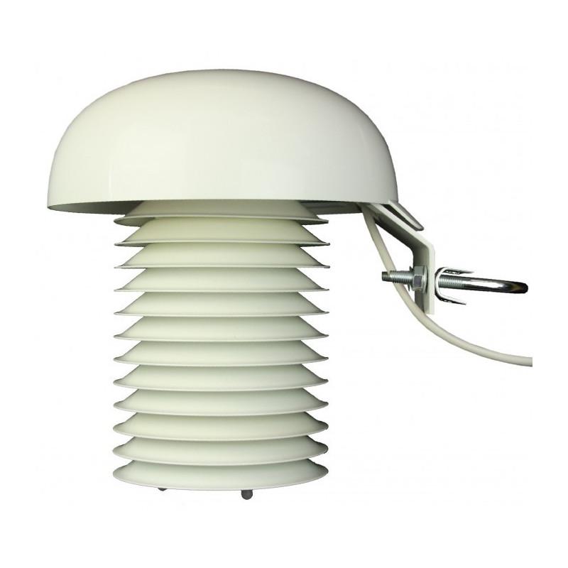 Sonde de température double avec transmetteur sans fil IoT Sigfox