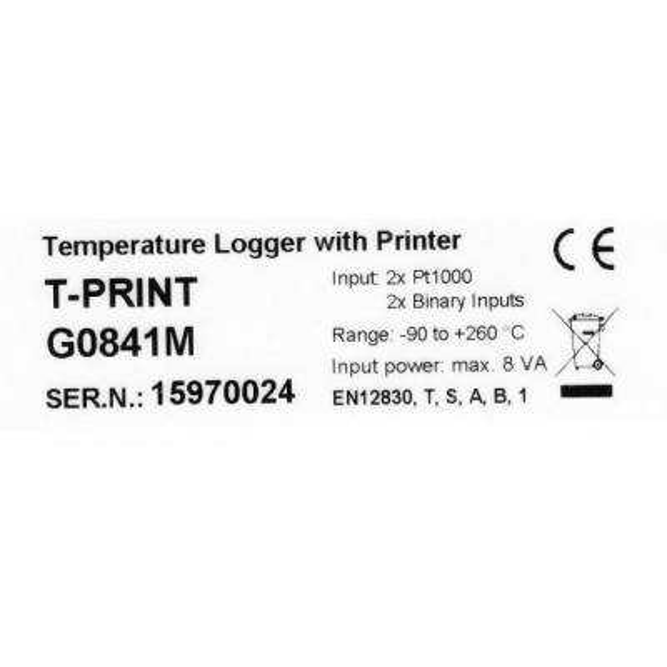 Enregistreur de température pour semi-remorque avec modem GSM intégré
