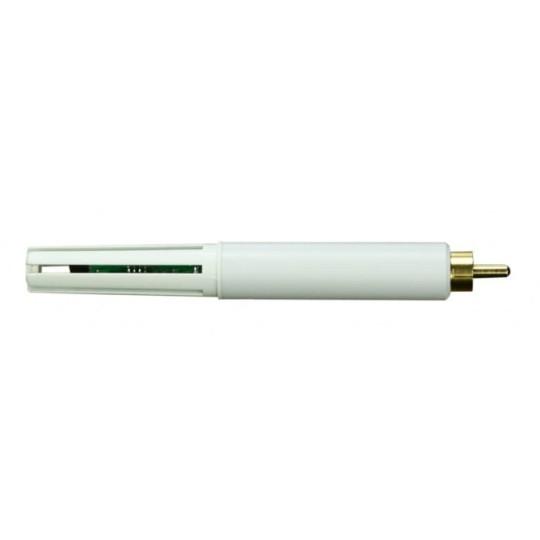 """Sonde numérique de température / humidité pour WebSensor """"p-line"""", connecteur CINCH, à insertion directe"""