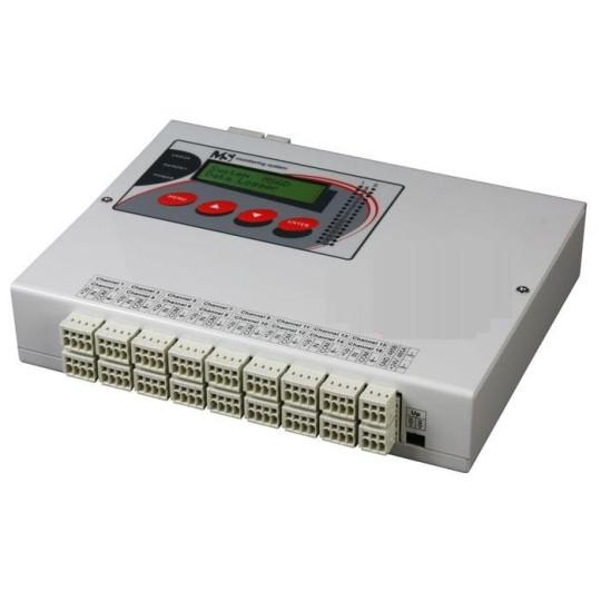 Enregistreur de données à 16 canaux avec alarmes
