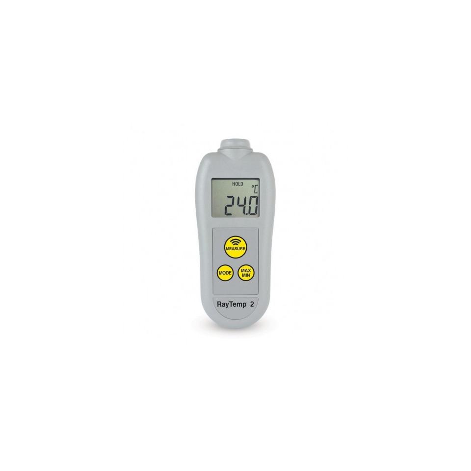 Thermomètre infrarouge haute précision