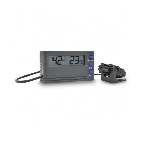 Therma Hygrometer thermomètre hygromètre avec fonctions max min et alarme *Étape requise