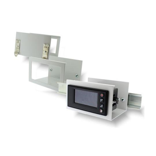 Adaptateur Din Rail contrôleur 48x96mm