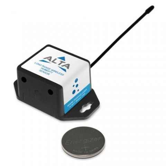 Long range radio humidity probe