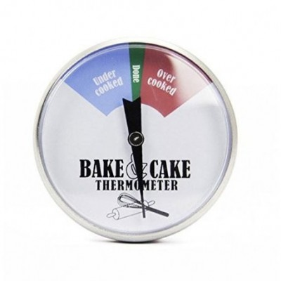 Stainless steel cake and pastry thermometer Dial 45 mm 1