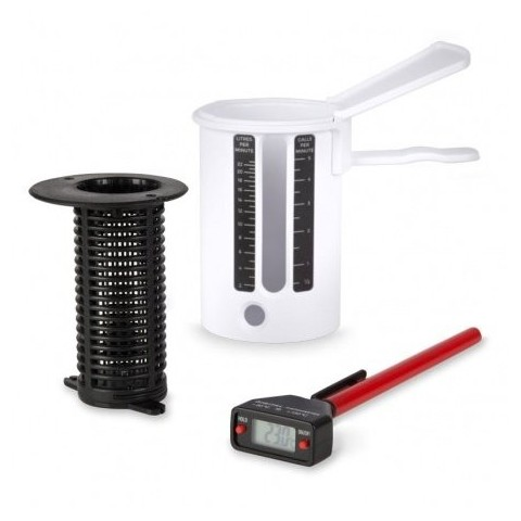 Digital thermometer with Flow Cup 2