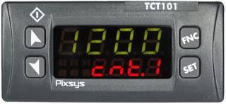 Compteur TCT PIXSYS 101