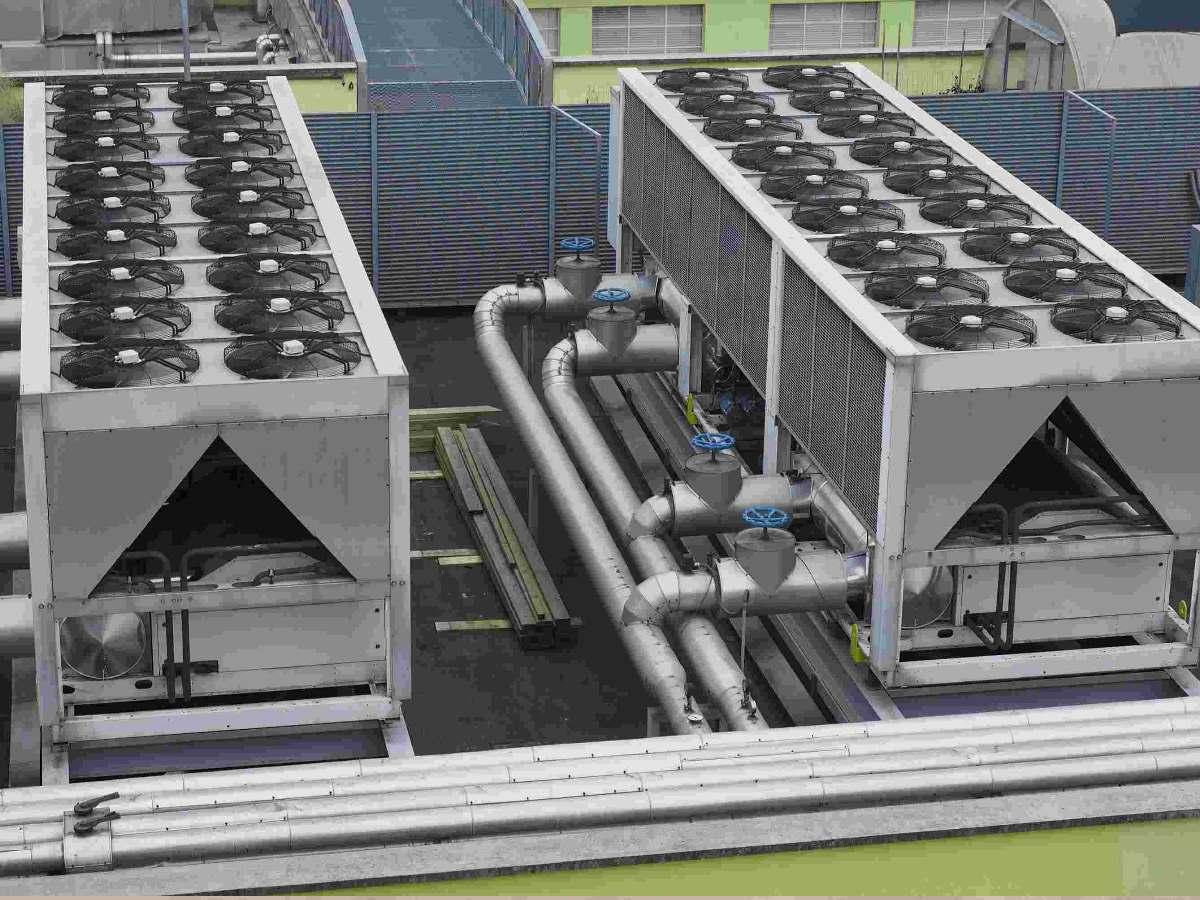 Climatisation, réfrigération, chauffage et production d'ECS