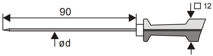 Mesure matières molles ou élastiques