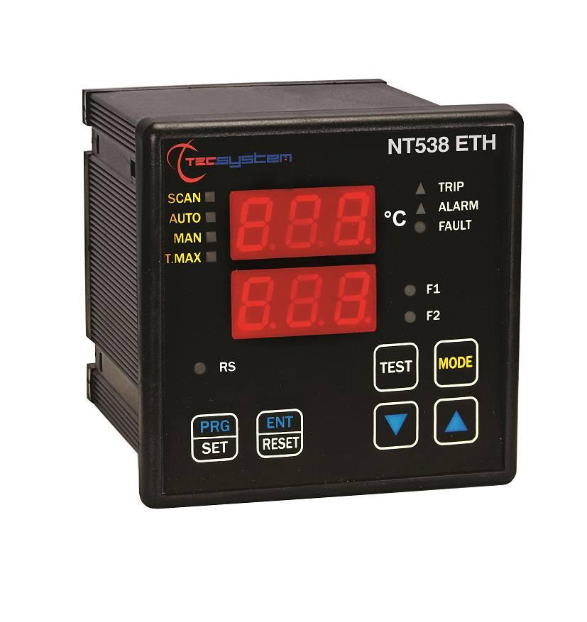 NT538 ETH TECSYSTEM