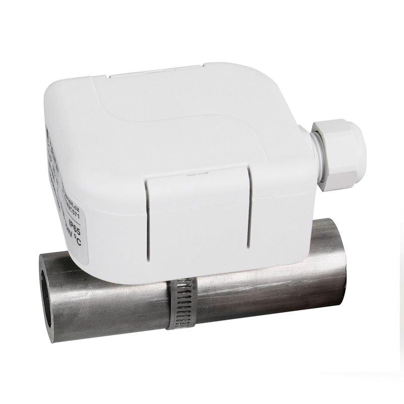 Sonde de température de surface avec tête de connexion en plastique