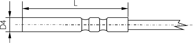 Sonde de température TR 024