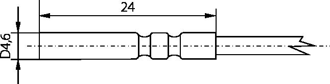 Schéma sonde TG 4