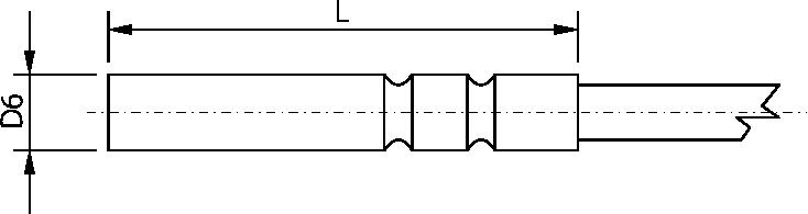Schéma sonde TR 046