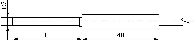 Schéma sonde TR092.0