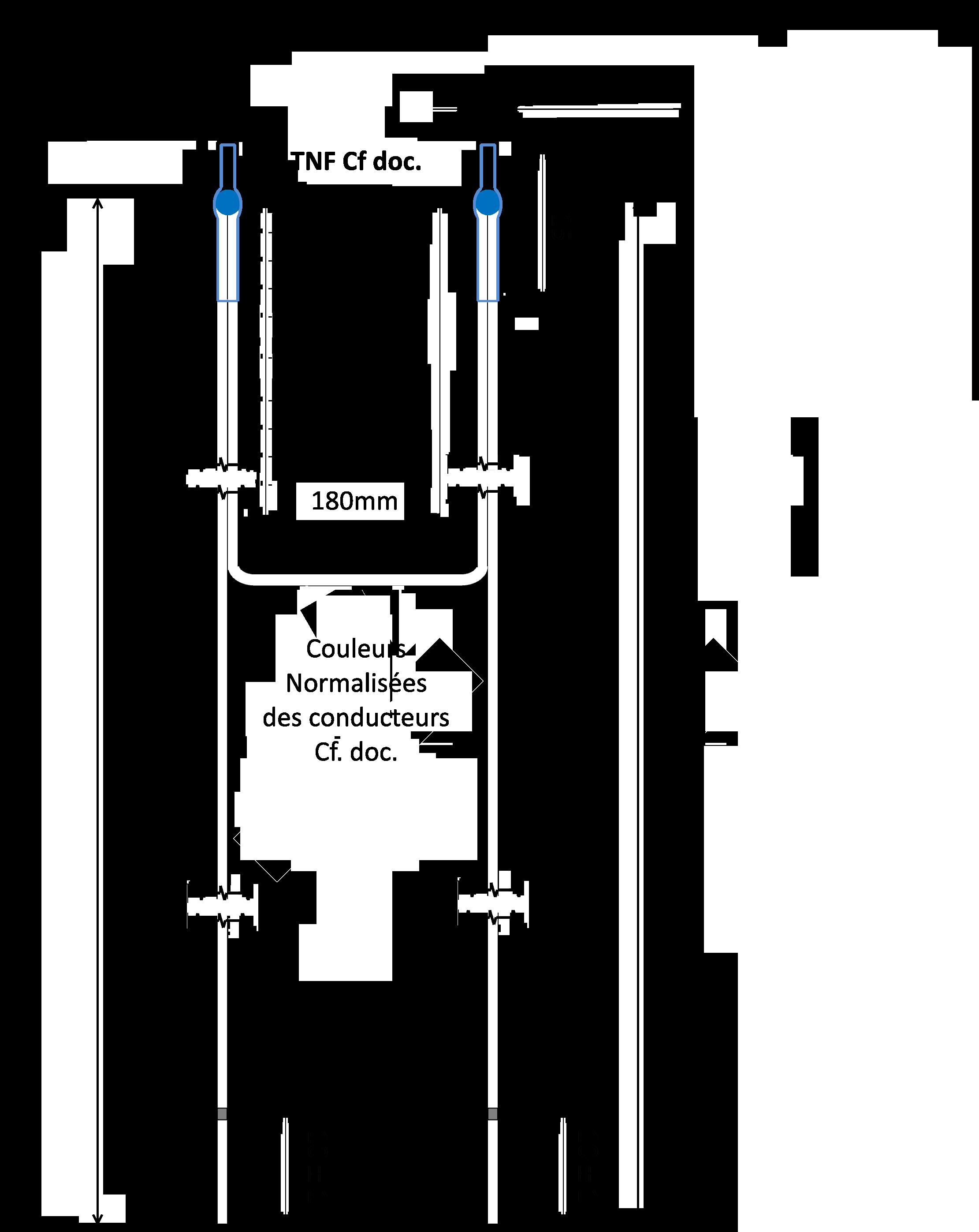 Double PTC probe