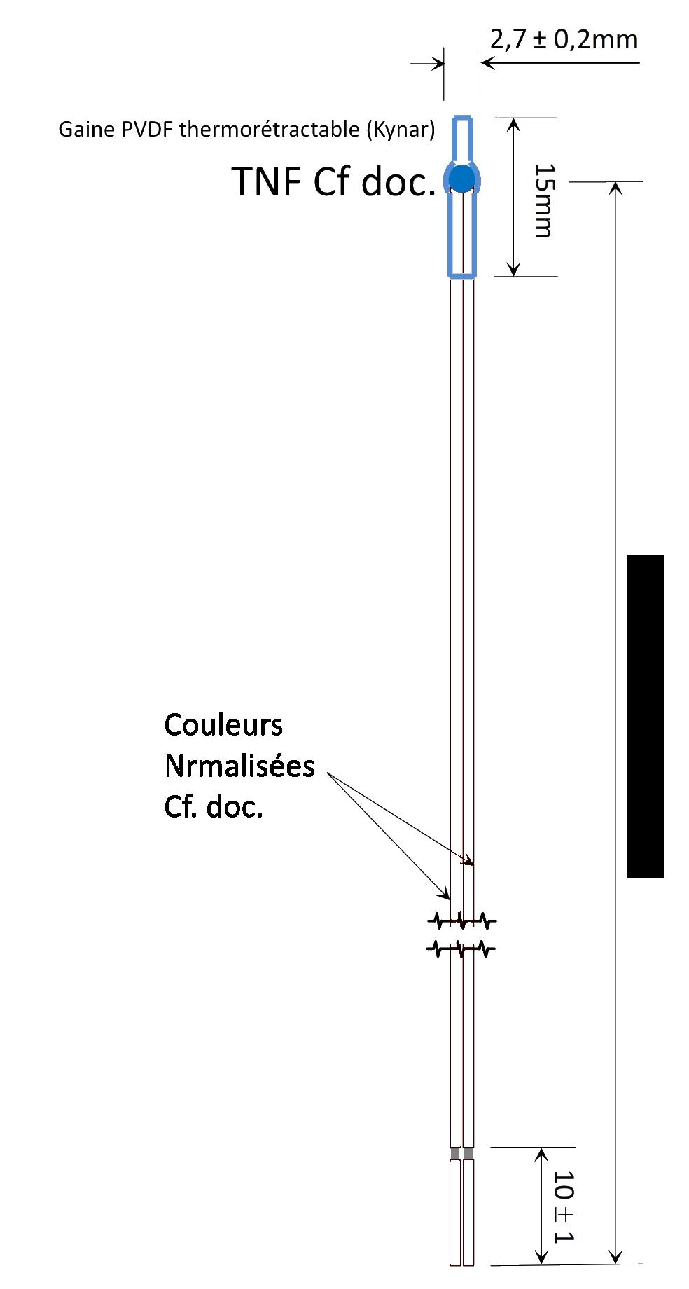Sonde CTP Simple K135