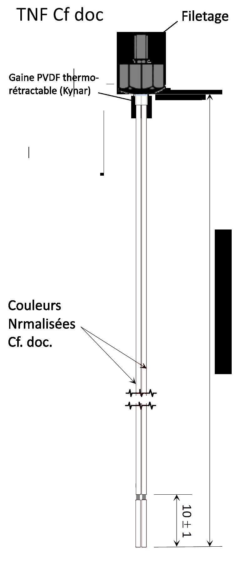 Sonde à Visser G135