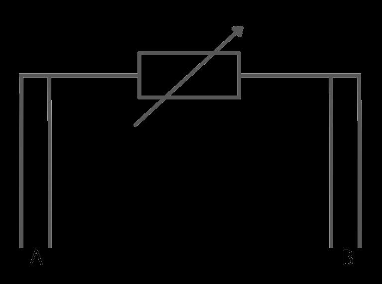 Symbole Pt100 3 conducteurs RTD