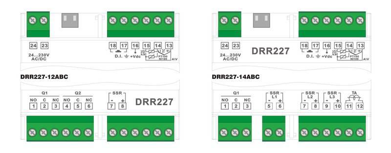 Branchement DRR227