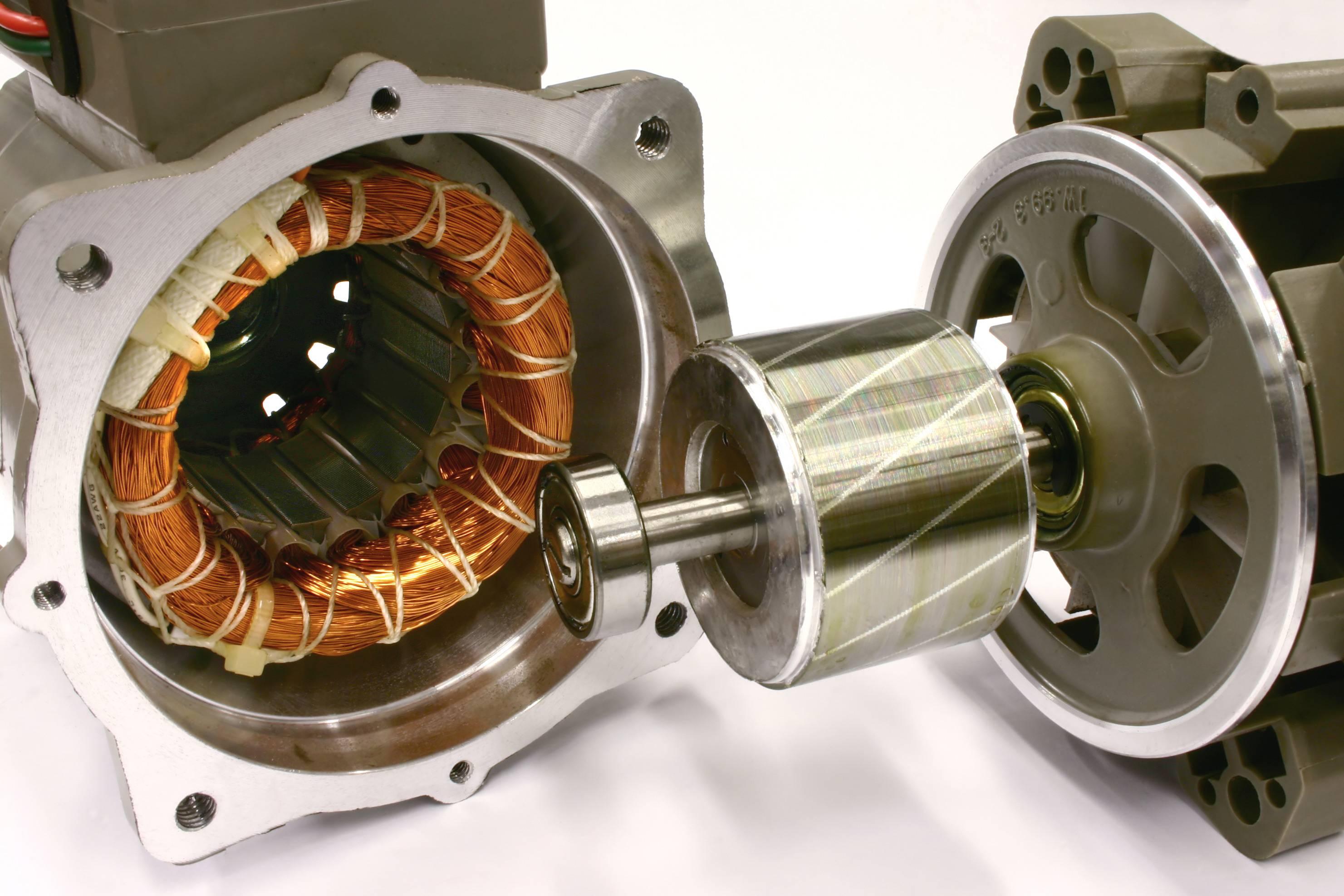 Bobinage moteur électrique