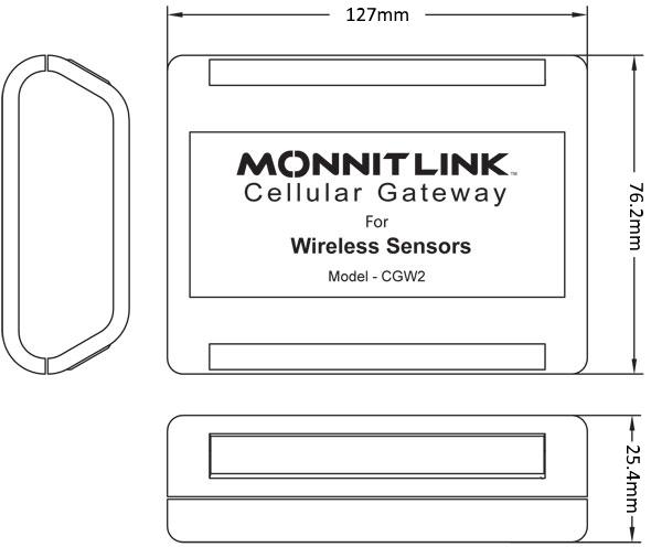 Schéma passerelle MNG2-8-LTE-CCE