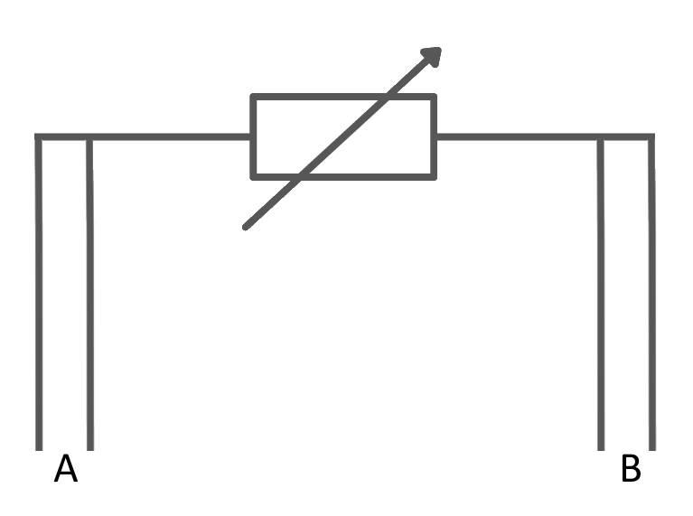 Symbole Pt100 4 conducteurs RTD