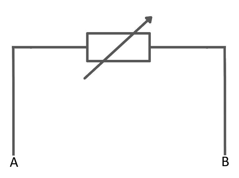 Symbole Pt100 2 conducteurs RTD
