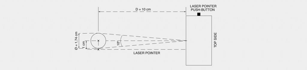 Capteur infrarouge TIR409